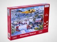 Mountain Rescue - 1000 Pieces|House of Puzzles